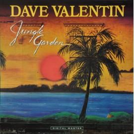 VALENTIN Dave : LP Jungle Garden