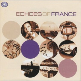 VARIOUS : CDx2 Echoes Of France