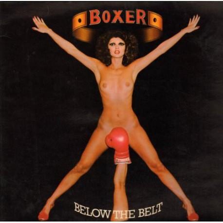 BOXER : CD Below The Belt