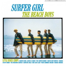 BEACH BOYS (the) : LP Surfer Girl