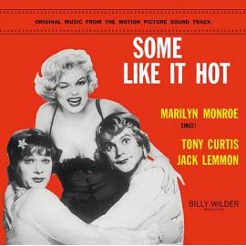 MONROE Marilyn : LP Some Like It Hot