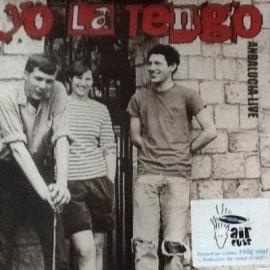 YO LA TENGO : LP Andalucia live