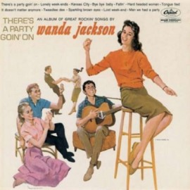 JACKSON Wanda : LP There's A Party Goin' On (US)