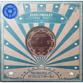 """PRESLEY Elvis : 10""""EP The Original U.S. EP Collection Vol.05"""