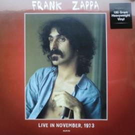 ZAPPA Frank : LP Live In November, 1973