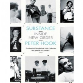 HOOK Peter : Book Substance Inside New Order