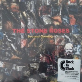 STONE ROSES (the) : LPx2 Second Coming