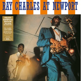 CHARLES Ray : LP Ray Charles At Newport
