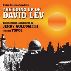 2nd HAND / OCCAS : GOLDSMITH Jerry : CD The Going Up Of David Lev
