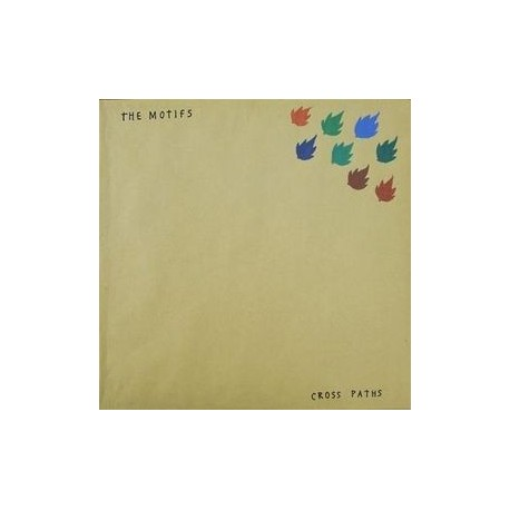MOTIFS (the) : LP CrossPath (white label)