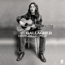 RORY GALLAGHER : LP Cleveland Calling