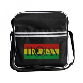 VINYL BAG : Logo Trojan (flag)
