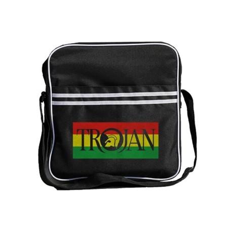 VINYL BAG : Logo Trojan (flag)