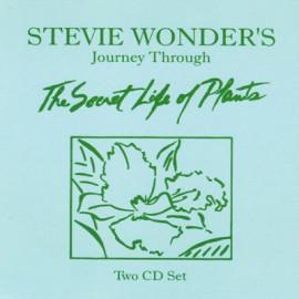WONDER Stevie : CDx2 Journey Through The Secret Life Of Plants