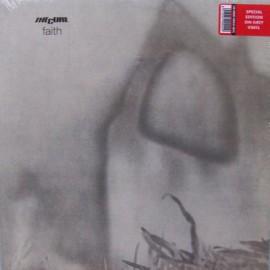 CURE (the) : LP Faith (grey)