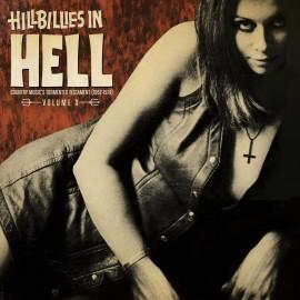 VARIOUS : LP Hillbillies in Hell Volume X