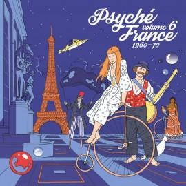 VARIOUS : LP Psyché France Vol 6