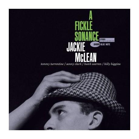 McLEAN Jackie : LP A Fickle Sonance
