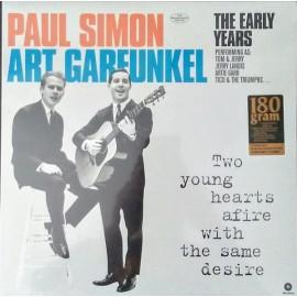 SIMON & GARFUNKEL : LP The Early Years