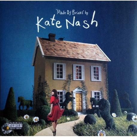 NASH Kate : LP Made Of Bricks