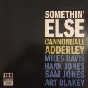 CANNONBALL ADDERLEY : LP Somethin' Else