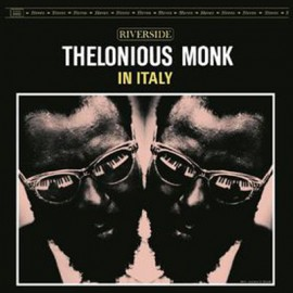 THELONIOUS MONK : LP In Italy