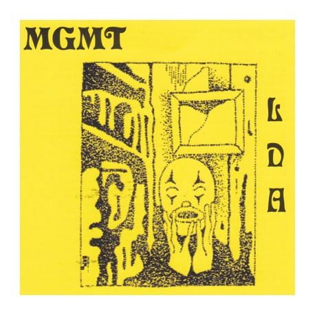 MGMT : CD Little Dark Age