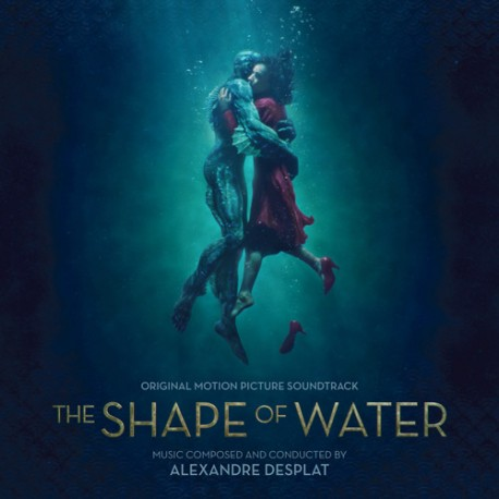 DESPLAT Alexandre : CD The Shape Of Water