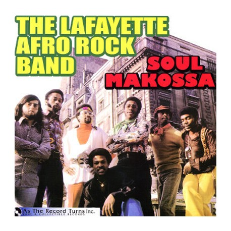 LAFAYETTE AFRO ROCK BAND (the) : LP Soul Makossa