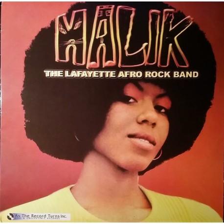 LAFAYETTE AFRO ROCK BAND (the) : LP Malik