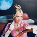 DUA LIPA : LP Future Nostalgia (pink)