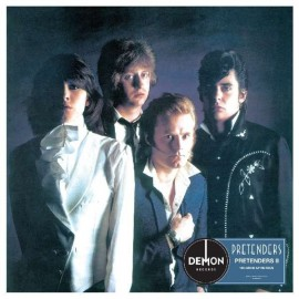 PRETENDERS (the) : LP Pretenders II