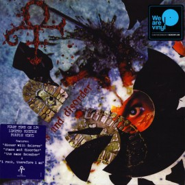 PRINCE : LP Chaos And Disorder (purple)