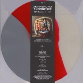 JIMI HENDRIX : LP BBC Session 1 1967