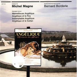 MAGNE Michel : CD Angelique Marquise Des Anges