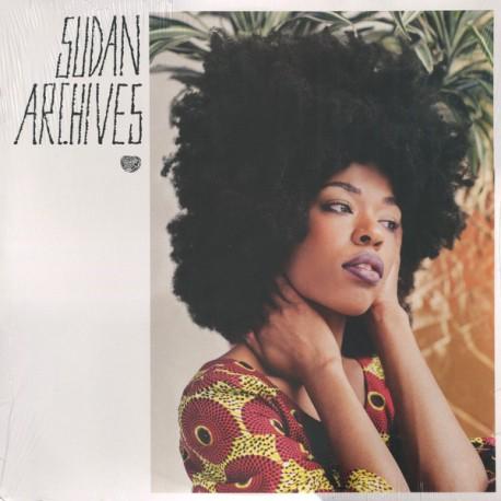 "SUDAN ARCHIVES : 12""EP Sudan Archives"