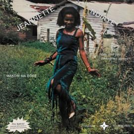 """NDIAYE Jeanette : 12""""EP Makom Ma Bobe"""