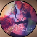 """MADONNA : 12""""EP Picture Girl Gone Wild"""