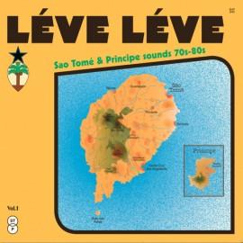 VARIOUS : LPx2 Léve Léve : Sao Tomé & Principe Sounds 70s-80s Vol.1