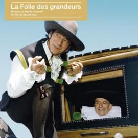 POLNAREFF Michel : LP La Folie Des Grandeurs