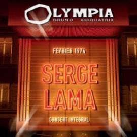 LAMA Serge : CDx2 Olympia Février 1974