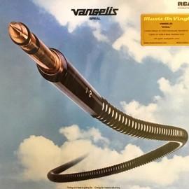 VANGELIS : LP Spiral