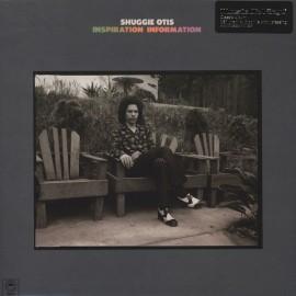 SHUGGIE OTIS : LP Inspiration Information