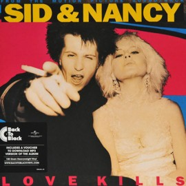 OST : LP Sid And Nancy : Love Kills