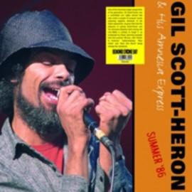 SCOTT-HERON Gil : LP Summer '86