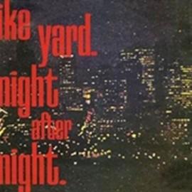 IKE YARD : LP Night After Night