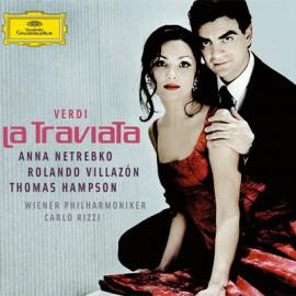 VERDI : CDx2 La Traviata (Anna Netrebko, Rolando Villazón, Thomas Hampson)