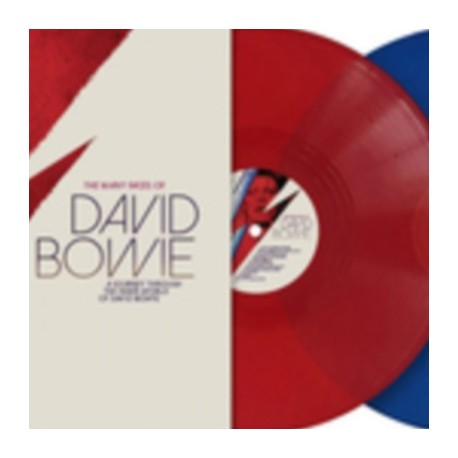 BOWIE David : LPx2 The Many Faces Of David Bowie (A Journey Through The Inner World Of David Bowie)