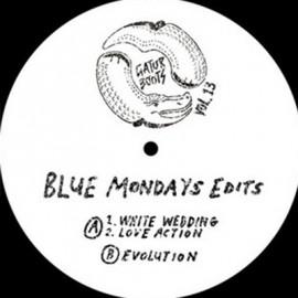 "BLUE MONDAYS : 12""EP Gator Boots Vol.13"