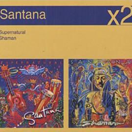 SANTANA : CDx2 Supernatural - Shaman